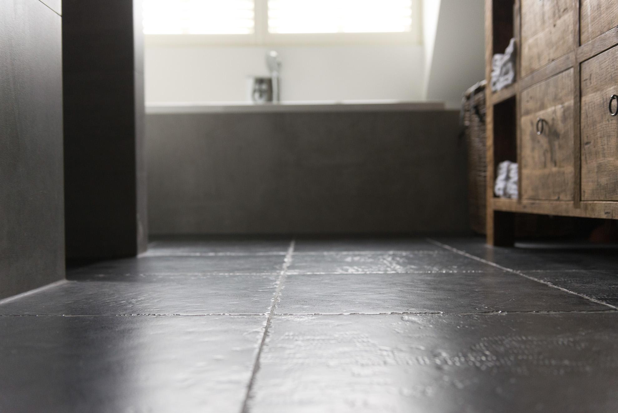 Betonlook Tegels Badkamer : Betonlook tegels badkamer nijkerk ouwendorp tegels